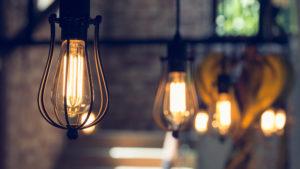 handyman light installation electrical project
