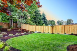new fence installation by fence repair contractor